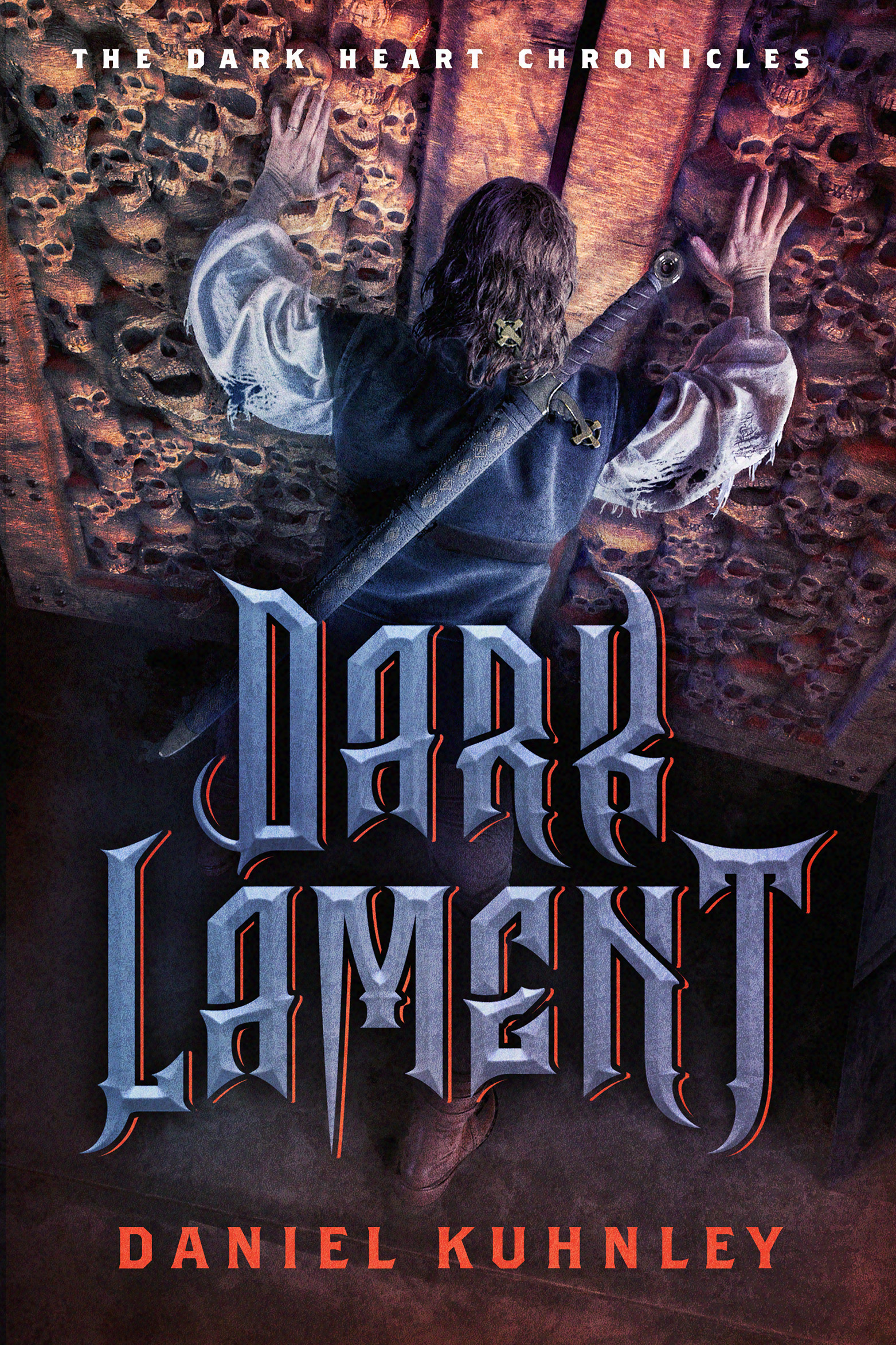 Dark Lament Book Cover