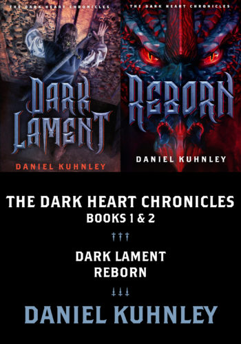 The Dark Heart Chronicles Collection Cover Art