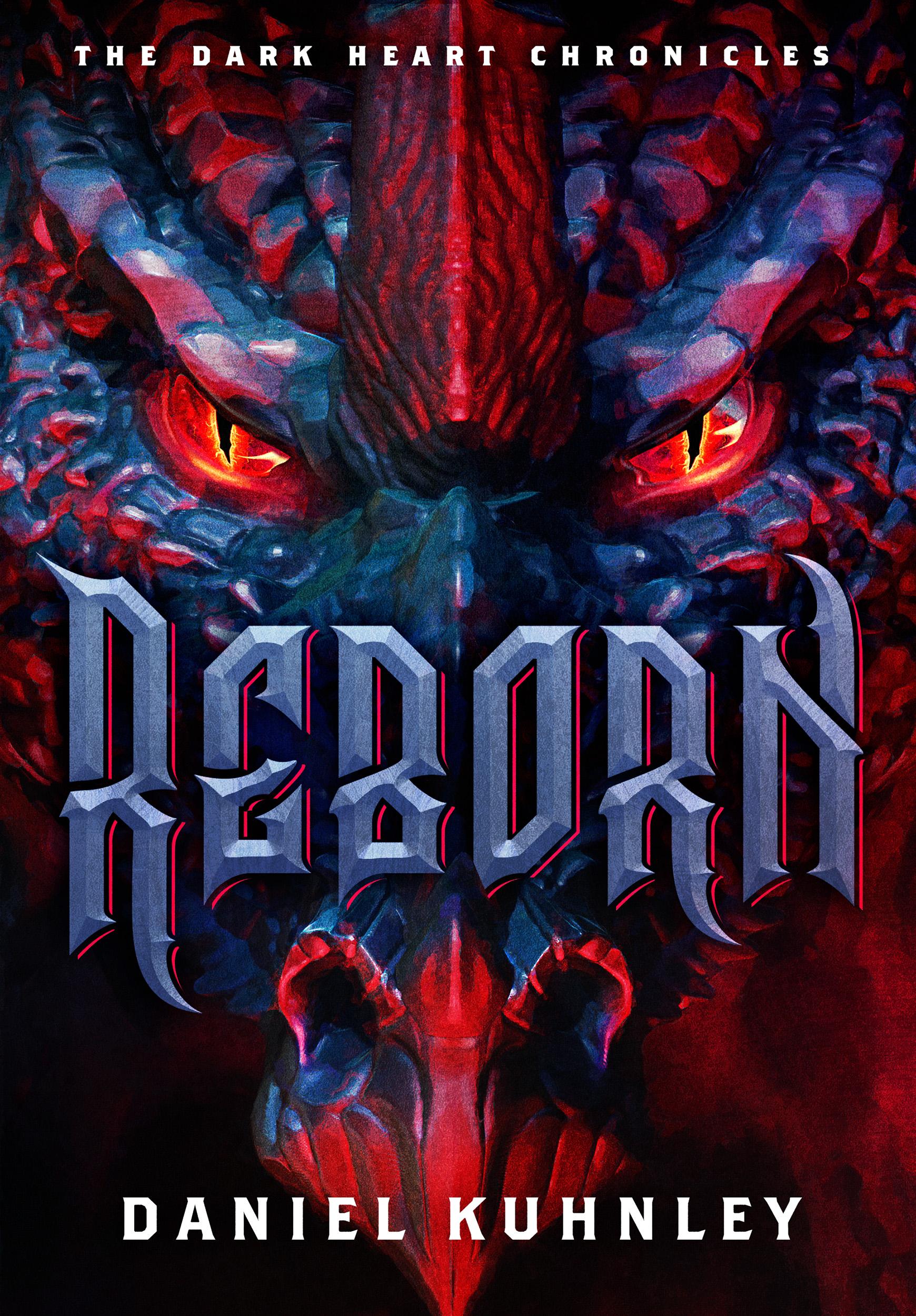 Reborn Book Cover